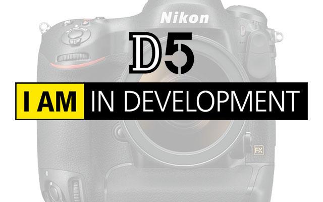 Nikon D5 já está a caminho, segundo a própria fabricante