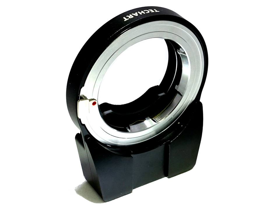 Techart-PRO-AF-Leica-M-lens-adapter-for-Sony-E-mount-cameras (2)