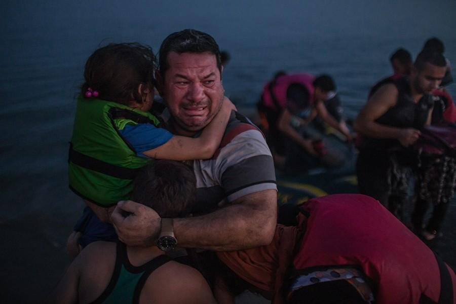 © Daniel Etter / NY Times