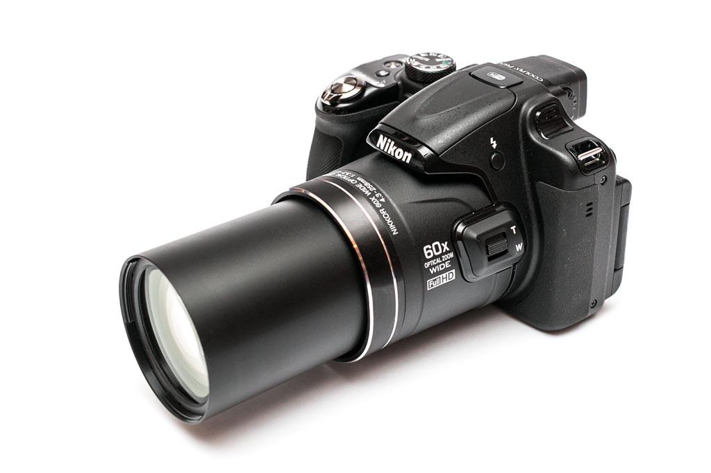 Câmeras Superzoom