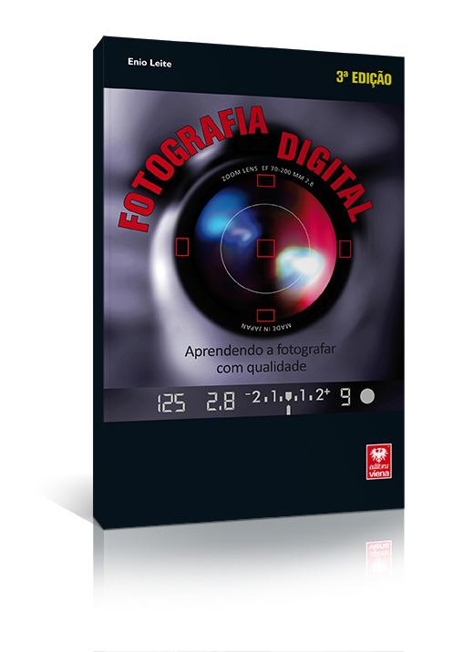 Livro Fotografia Digital Enio Leite