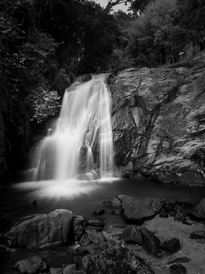 Cachoeira do Lajeado - Longa Exposição Celular