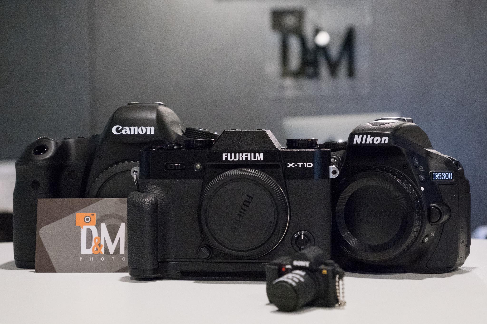 Câmera fotográfica: como escolher? — parte 2