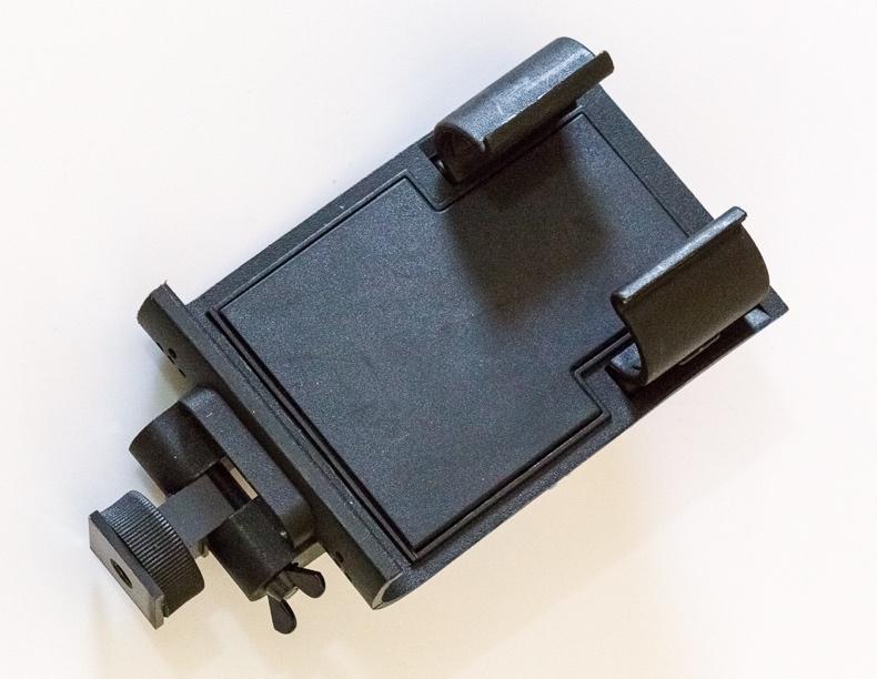 Flash Dock para Smartphones com hot shoe (sapata)