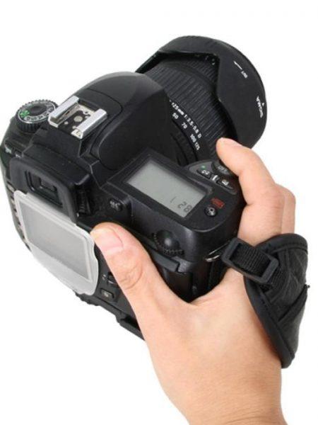 Alça De Mão Hand Grip para câmeras DSLR