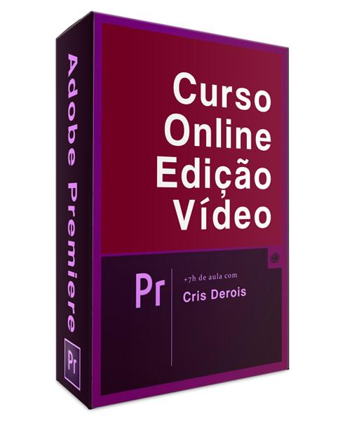 Curso de edicao de video gratis online
